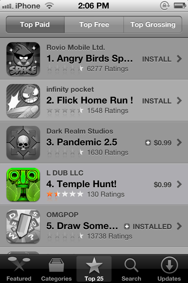 Buyers Beware: Temple Hunt! Is Another Ripoff That Ran Past Apple's Approval Team