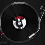 Listen To Your Music Downloads On A Virtual Turntable With Vinyl Tap