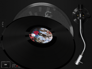 Vinyl Tap by andBoom screenshot