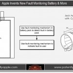 Apple's Invents New Fault Monitoring Battery System