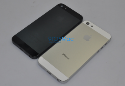 Leaked Images Suggest A Completely Redone iPhone