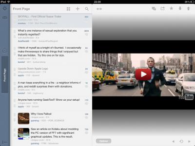 Alien Blue For iPad Points Toward iCloud Invasion