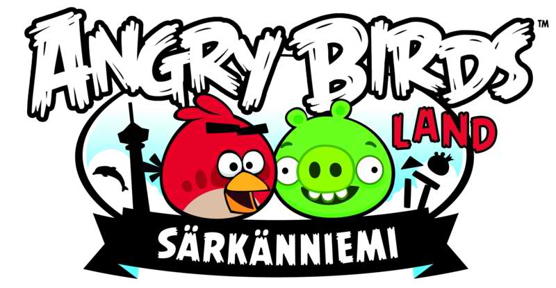 Angry Birds Land Officially Opens In Rovio's Native Land