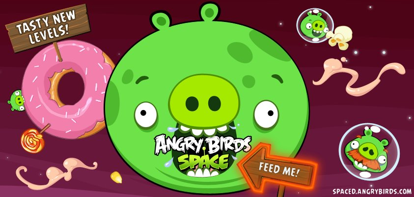Angry Birds Space Transports You To Utopia With Latest Update