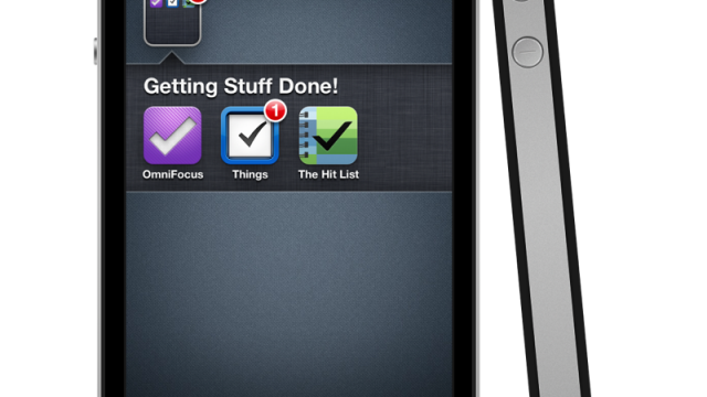 App Showdown: Get Productive With GTD Apps