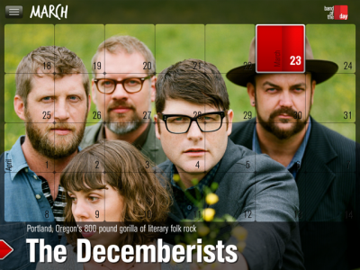 Great Music Discovery Is The Order Of The Day In Recently Updated Band Of The Day