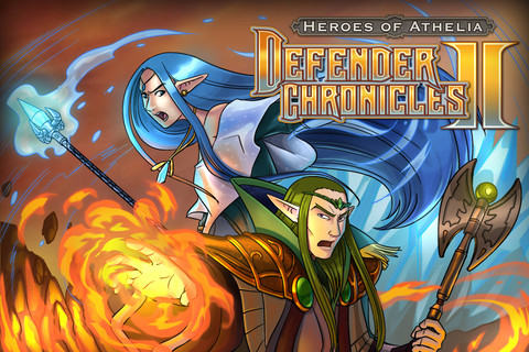 Defender Chronicles II Sacks The App Store