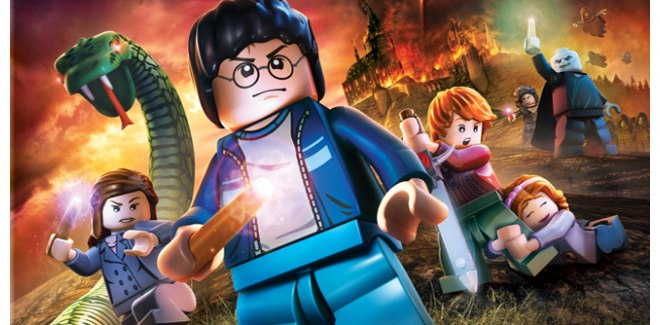 Grab Your Wand: LEGO Harry Potter Years 5-7 Hits The App Store