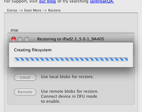 Upcoming Redsn0w To Allow iPhone 4S, iPad 2 Downgrades