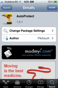 Jailbreak Only: AutoProtect - Disable Your Passcode When Connected To Home Wireless Network