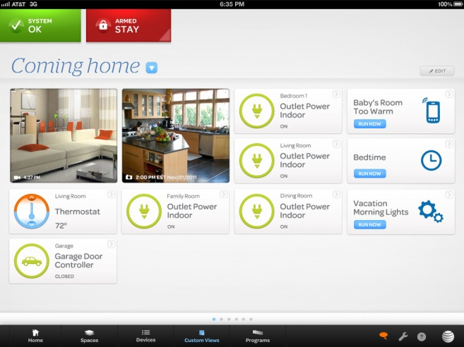 "AT&T To Trial ""Digital Life"" Home Security Service This Summer"