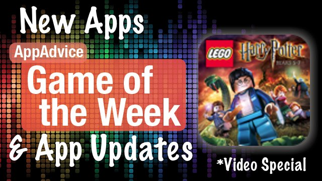 AppAdvice Daily: N.O.V.A. 3, Astronut, Brainsss And LEGO Harry Potter: Years 5-7