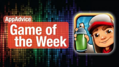 AppAdvice Game Of The Week For May 31, 2012