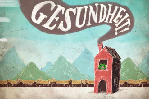 Gorgeously Gross Game Gesundheit! Updated And Discounted In Honor Of First Anniversary