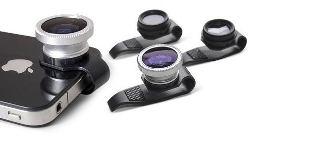 Gizmon's Clip-On Camera Accessories For iPhone Stand Out From The Competition