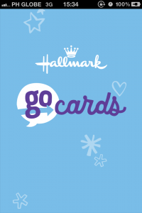 Hallmark Go Cards Takes On Touchnote Postcards And Apple's Cards