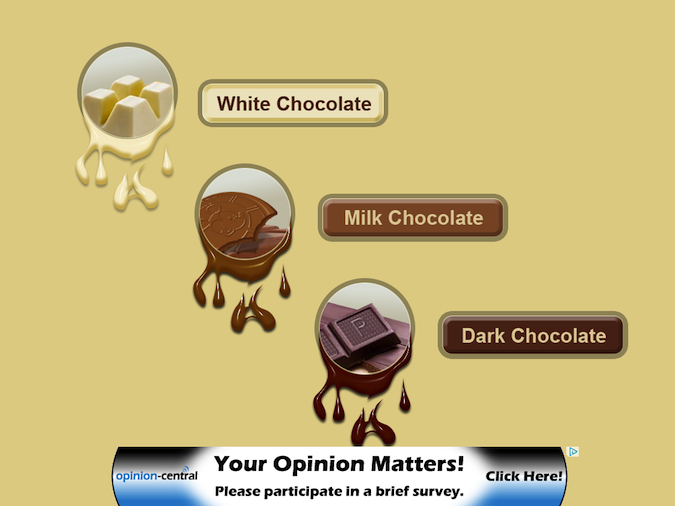 Quirky App of The Day: Chocolate Fantasy