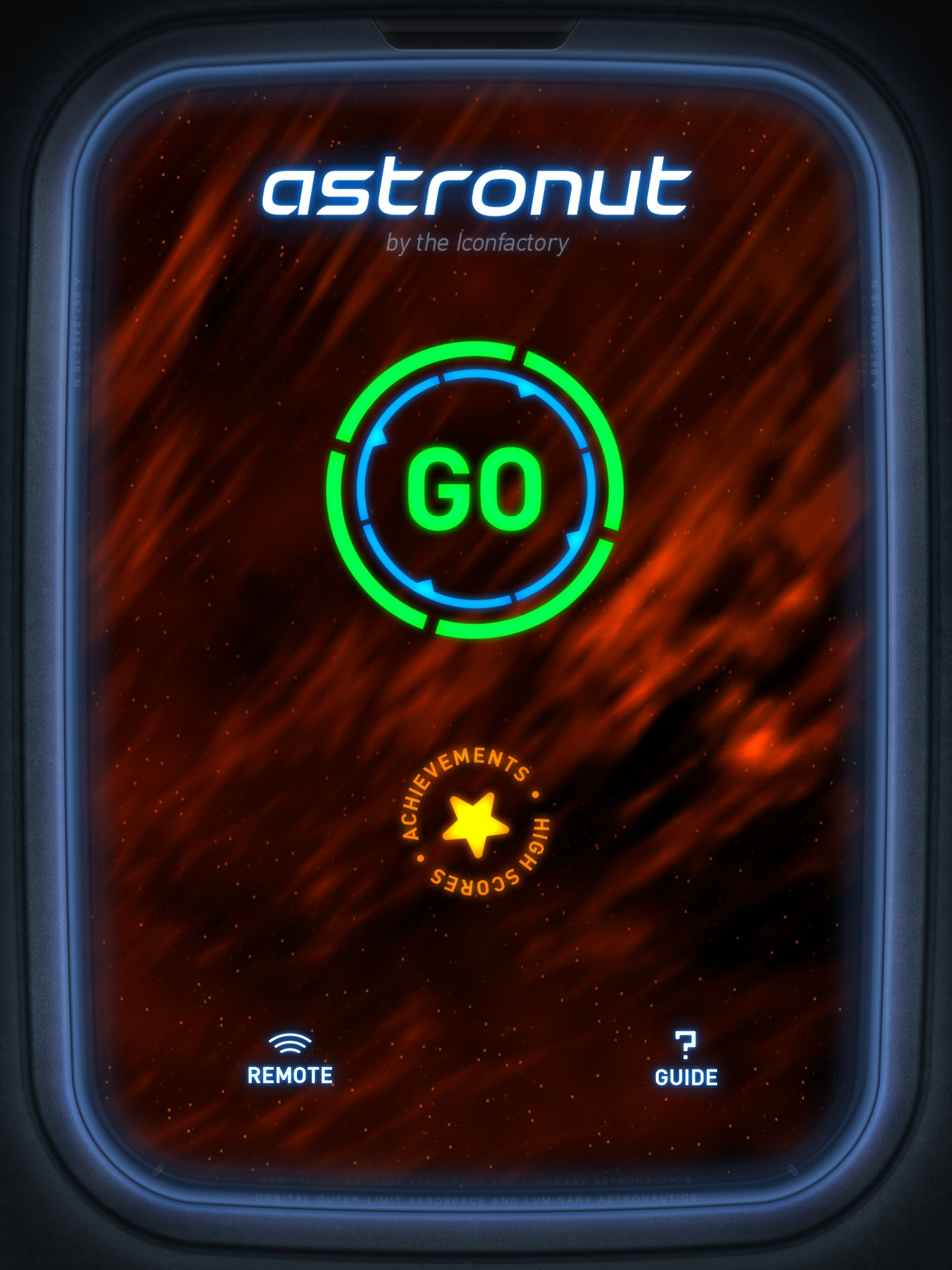 Leap Through Space On Your iPad With Astronut
