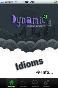 Dynamic English Lessons - Idioms by Dynamic English Lessons screenshot