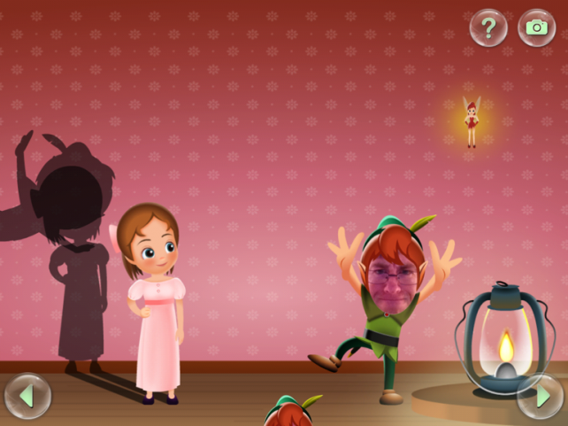 Your Child Becomes The Star In It's Me! Peter Pan