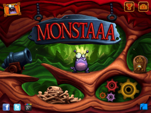 Monstaaa! by Pixel Elephant Pty Ltd screenshot