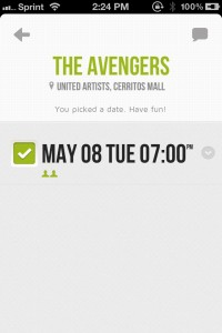 Invy - Event planner by Bread & Pepper screenshot