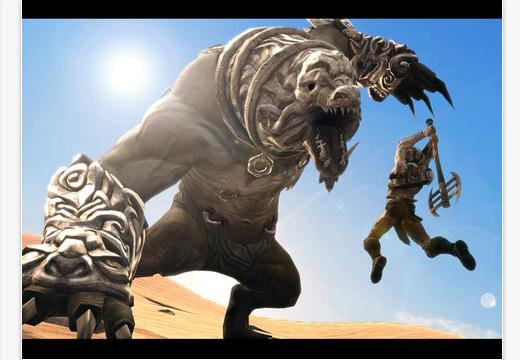 Infinity Blade II: Vault Of Tears Content Update Opens Vault Of Gaming Greatness