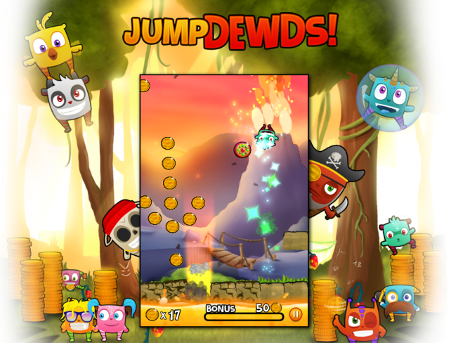 Skee-Ball Developer Prepares To Jump For Joy With Upcoming Release Of Jump Dewds!