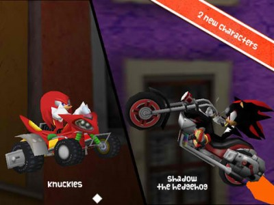Sonic & SEGA All-Stars Racing Goes Up To Speed With New Characters And Features