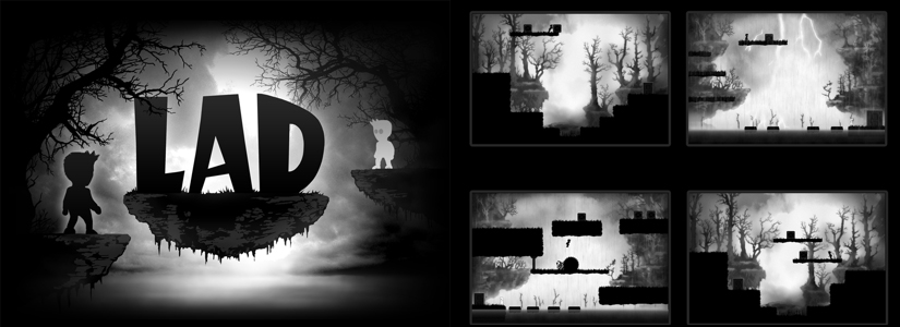 Black Chair Games Announces LAD, A Mysterious Platform Puzzler Coming To iOS