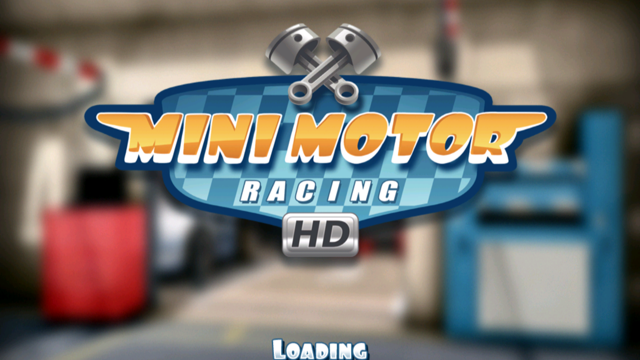 Mini Motor Racing Upgraded With Lots Of Sweet Gear