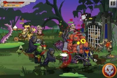 Monster Wars Receives A Monster Update