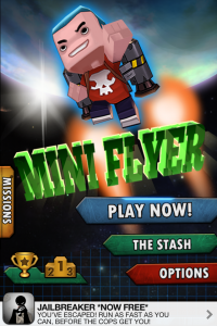 Fly Sky High In MiniFlyer
