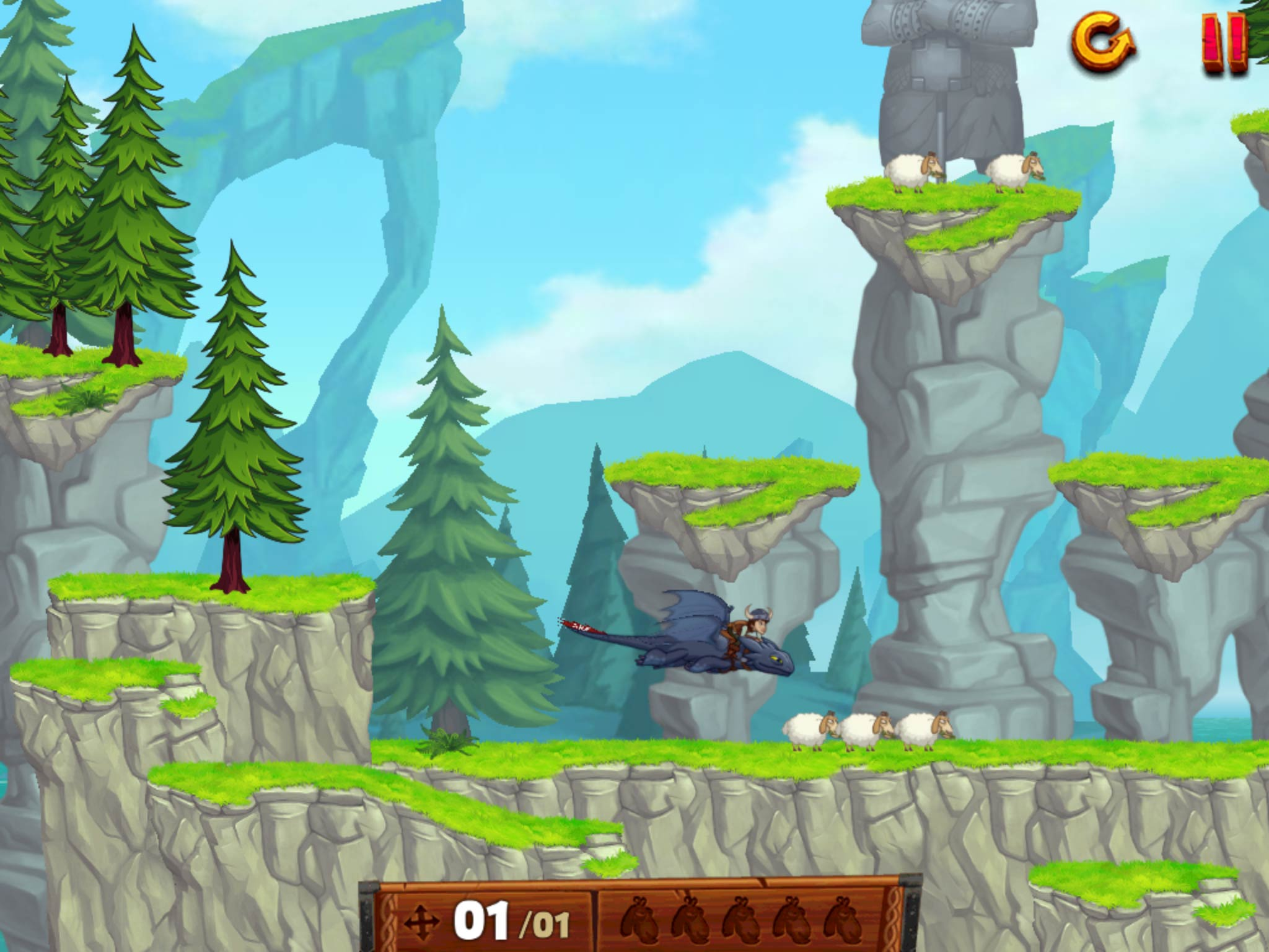 If You Loved How To Train Your Dragon, You Won't Want To Miss DreamWorks Dragons: TapDragonDrop