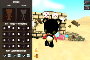 Plushy Warfare by Level Plus Game Studio screenshot