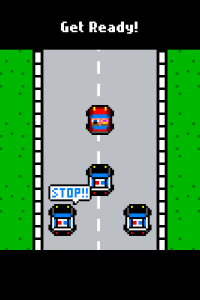 Escape The Cops In Drive And Jump