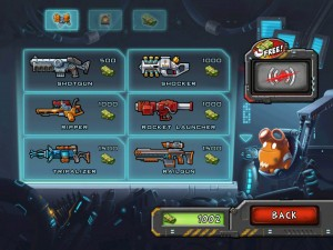 Monster Shooter: The Lost Levels by Gamelion Studios screenshot