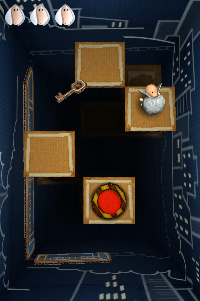 Help The Sheep Escape The Toy Box In Sheep Up!