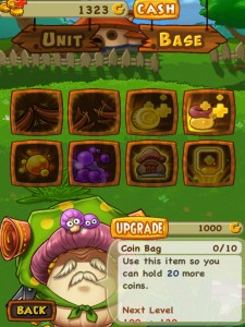SuperMushrooms by gameday Inc. screenshot