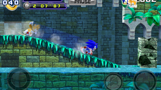 Sonic The Hedgehog 4 Episode II: Bring Out Your Inner Hedgehog