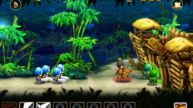 Little 3 Kingdoms Is A Fun Castle Defense Game With Great Graphics
