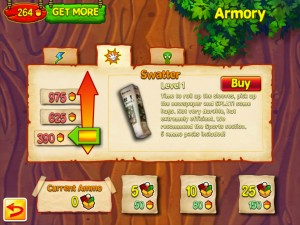 Bug Assault by Namco Networks America Inc. Games screenshot