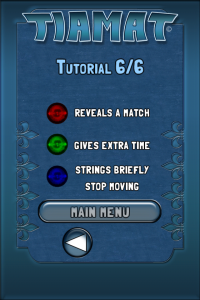 Tiamat by Big Rock Games LLC screenshot