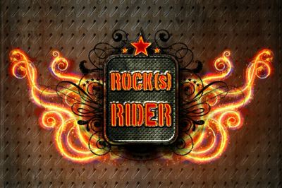 Rock(s) Rider: Dirt Bike Racing With Attitude