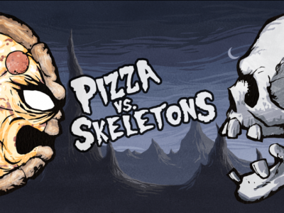 Pizza Vs. Skeletons Gets More Toppings, Including New Levels And Retina iPad Support