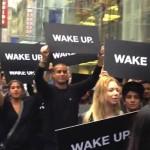 RIM Behind Flash Mobs Against Apple