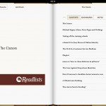 Powered By Readability, Readlists Lets You Create 'Mixtapes For Reading'