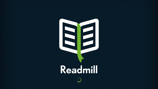 Social E-Book Reader Readmill Is Fully Booked With Retina iPad Graphics And New Features