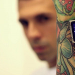 Go Sorta Cyberpunk With The 'iDermal' Magnetic iPod Implant