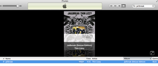 Apple hates the word jailbreak